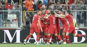A Milli Futbol Takımımız Andorra'yı 1-0 la geçti