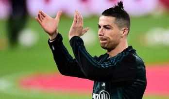 Cristiano Ronaldo'nun koronavirüs test sonucu belli oldu