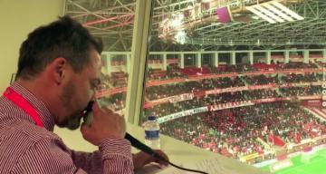 Antalyaspor ve Fenerbahçe maçında duygu seli