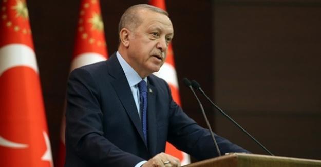 Cumhurbaşkanı Erdoğan'dan koronavirüs kapsamında önemli açıklamalar