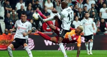 Galatasaray ile Beşiktaş 347. randevuda