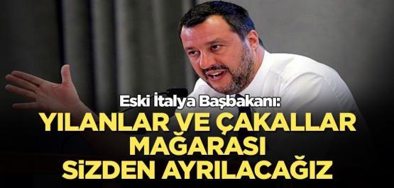 İtalya eski başbakanından AB'ye sert tepki