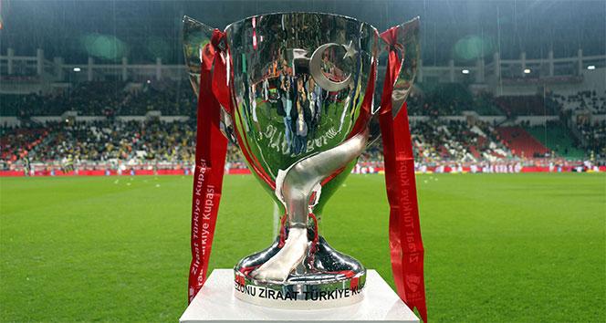 Ziraat Türkiye Kupası Yarı Final rövanş maçları programı açıklandı