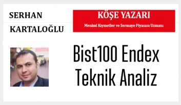 Bist100 Endex Teknik Analiz 08.11.2020