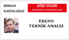 #EKGYO Teknik Analiz 27.06.2021